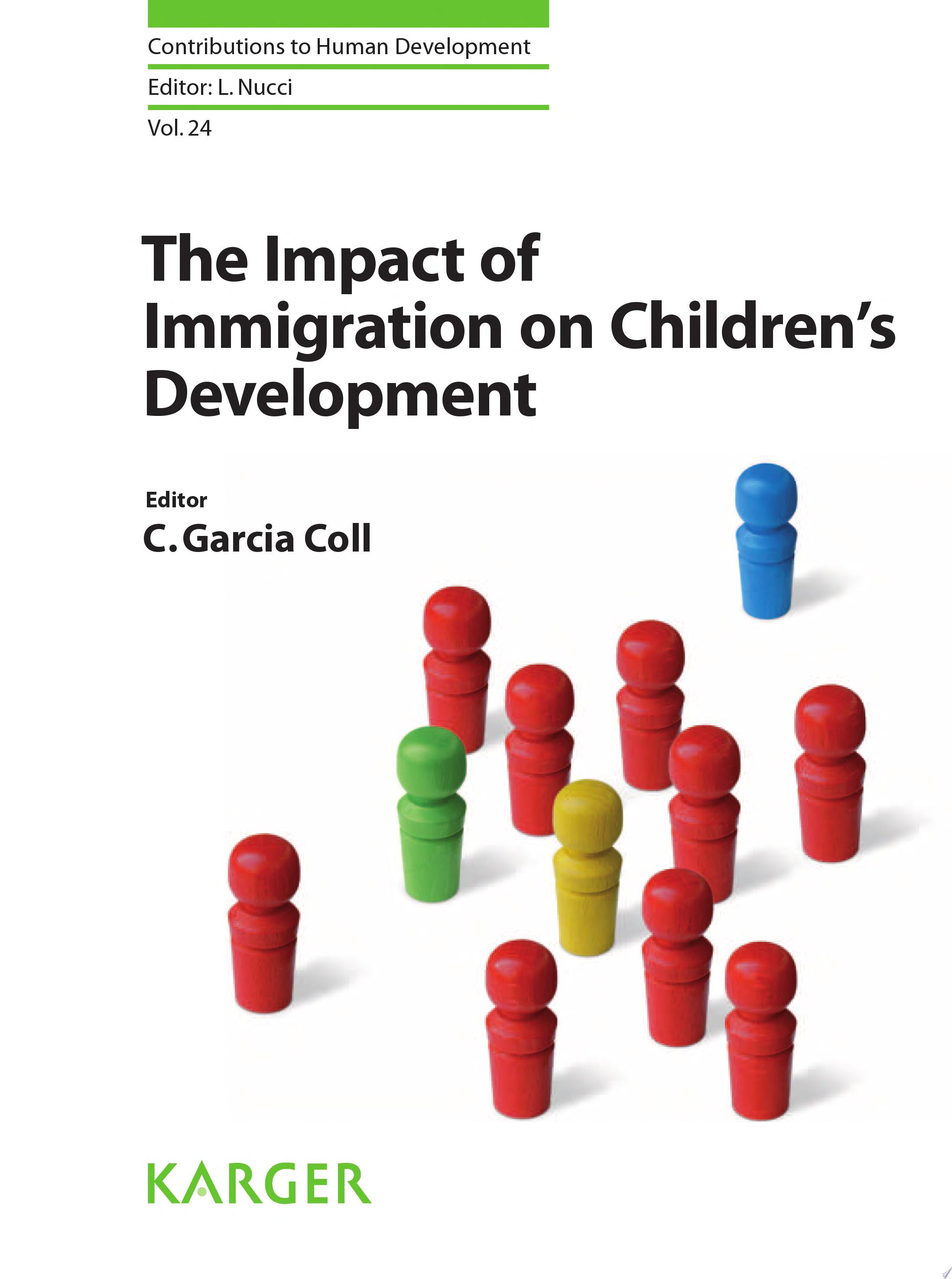 The Impact of Immigration on Children s Development