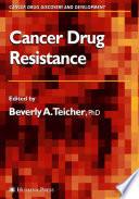 Cancer Drug Resistance Book