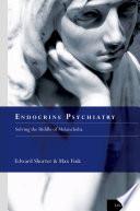 Endocrine Psychiatry Book