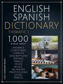 English Spanish Dictionary Thematic I