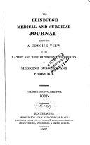 Edinburgh Medical and Surgical Journal