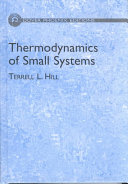 Thermodynamics of Small Systems