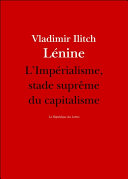L'impérialisme, stade suprême du capitalisme Pdf/ePub eBook
