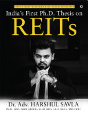 India   s First Ph D  Thesis on REITs