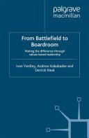 From Battlefield to Boardroom Pdf/ePub eBook