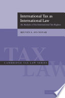 International Tax as International Law