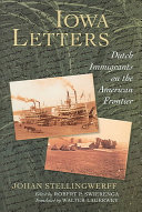 Iowa letters: Dutch immigrants on the American frontier