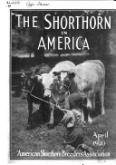 The Shorthorn in America