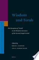 Wisdom And Torah