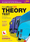 The official theory test for drivers of large vehicles