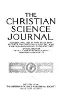 The Christian Science Journal Book PDF