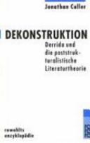 Dekonstruktion
