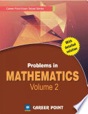 Problems In Maths For Jee Main Advanced Volume 2