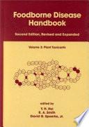 Foodborne Disease Handbook, Second Edition,