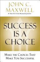 Success Is a Choice Pdf/ePub eBook