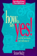How to Say Yes