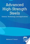 Advanced High Strength Steels