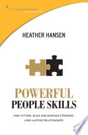 STTS  Powerful People Skills Book