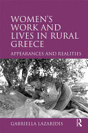 Women's Work and Lives in Rural Greece Pdf
