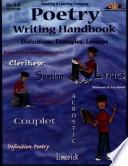Poetry Writing Handbook Enhanced Ebook