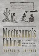 Moctezuma's Children Pdf/ePub eBook