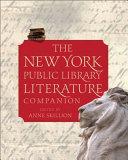 The New York Public Library Literature Companion Book