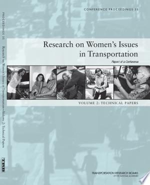Research+on+Women%27s+Issues+in+Transportation%2C+Report+of+a+Conference