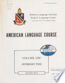 American language course