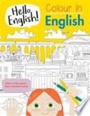 Colour In English