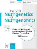 Impact of Nutritional Epigenomics on Disease Risk and Prevention Book