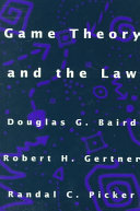 Game Theory and the Law