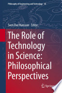 The Role of Technology in Science  Philosophical Perspectives