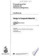Design in Composite Materials