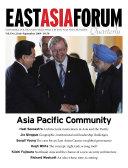 East Asia Forum Quarterly