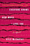 Everyone Knows How Much I Love You [Pdf/ePub] eBook