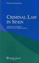 Criminal Law in Spain