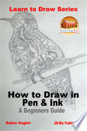 How to Draw in Pen   Ink   A Beginners Guide