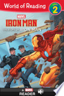 World of Reading Iron Man: The Story of Iron Man