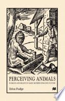 Perceiving Animals