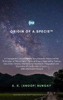 Origin of a Specie™ Pdf/ePub eBook