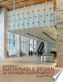 Sustainable Design for Interior Environments Second Edition Book PDF