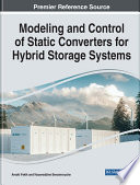 Modeling and Control of Static Converters for Hybrid Storage Systems Book
