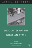 Encountering the Nigerian State