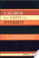 A Search For Unity In Diversity Book PDF