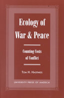 Ecology of War & Peace