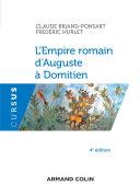 Pdf L'Empire romain d'Auguste à Domitien - 4e éd. Telecharger