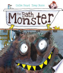 The Bath Monster Colin Boyd Cover