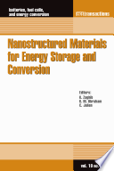 Nanostructured Materials for Energy Storage and Conversion Book