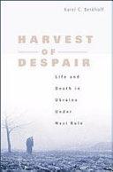 Harvest of Despair Pdf