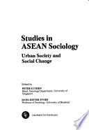 Studies in ASEAN sociology